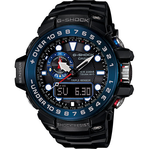 Casio G-Shock Gulfmaster Ocean Watch Blue Master GWN1000B-1B