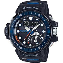 Casio G-Shock Gulfmaster Blue Barometer Watch Quad Master GWNQ1000-1A NEW