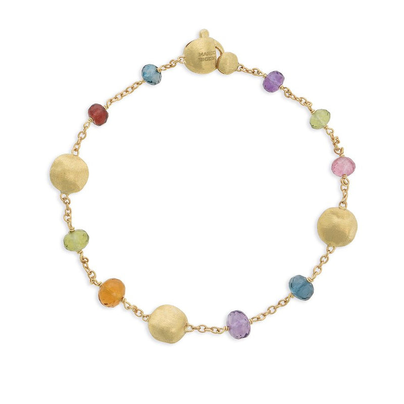 Marco Bicego Africa bracelet with gemstones BB2251 MIX01