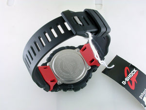 Casio G-Shock G-Squad Bluetooth Red Black Watch GBD800-1
