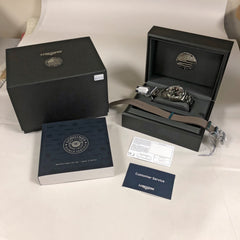 Longines USA Exclusive HydroConquest 41mm Gray Steel Box