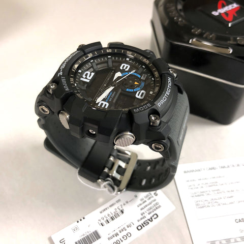 Casio G-Shock Mudmaster Master of G Grey Watch GG1000-1A8