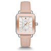 Michele Deco Sport Two-Tone Pink Gold Watch  MWW06K000015