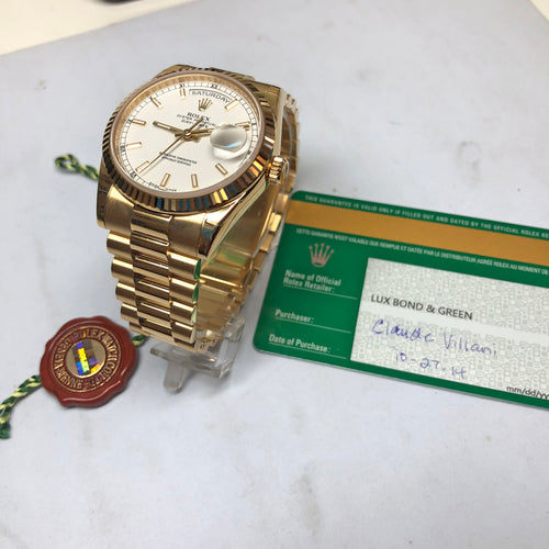 Certified Pre-Owned Watches - NAGI Jewelers Stamford