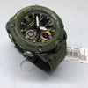 Casio G-Shock GA-2000-3A Carbon Core Ultility Olive Army Green Watch