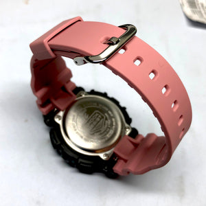 Casio G-Shock GMAS140-4A Peach Pink Womens Watch 90's Colors