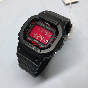 Casio G-Shock Adrenaline Red Black AR GWB5600AR-1 Solar Watch