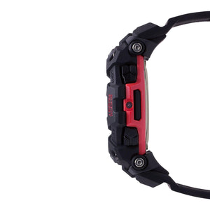 CASIO G-Shock GBD100-1 Move Watch Power Trainer Black Red G-Squad