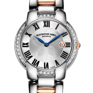 Raymond Weil Jasmine 29mm Two-tone 28 diamond Women's Watch  5229-S5S-01659