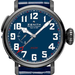 zenith limited edition heritage pilot watch 96.2436.693/51.C779