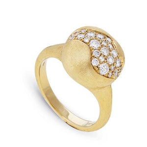 Marco Bicego Africa Diamond Ring AB592- NAGI Jewelers