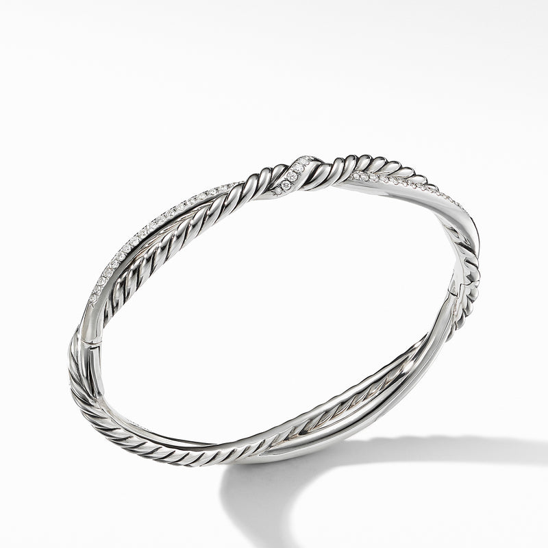 Continuance Full Pave Bracelet with Diamonds