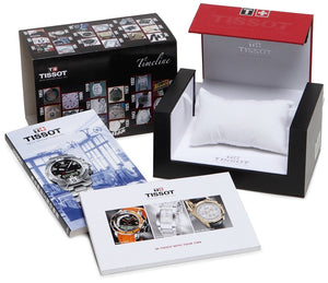 Tissot 40MM Tradition Powermatic 80 Open Heart Watch T0639071103800