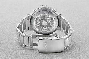 Oris Carysfort Reef Limited Edition Watch 43.5mm Stainless Steel