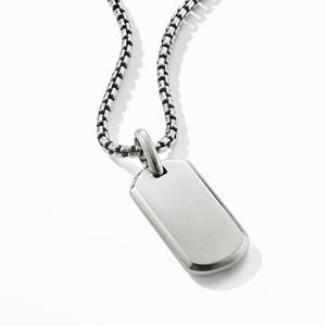 Men's 27MM Silver Streamline Tag
