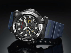 Casio G-Shock FROGMAN Navy Blue Limited MASTER G ISO 200m Diver GWFA1000-1A2 Analog