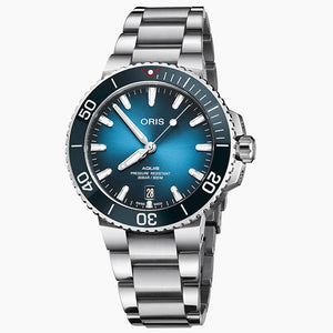 Oris Clean Ocean Aquis Limited Edition Watch 39.5mm