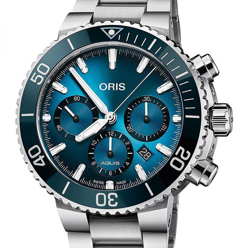 Pre-Order Oris Blue Whale Limited Edition Trilogy Set (Deposit)