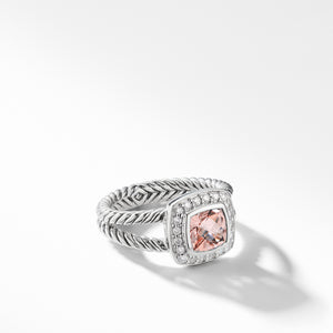 david yurman Albion 12MM Petite Ring with Diamonds