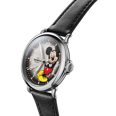 Shinola Limited-Edition Confident Mickey Mouse Runwell 41mm S0120127283