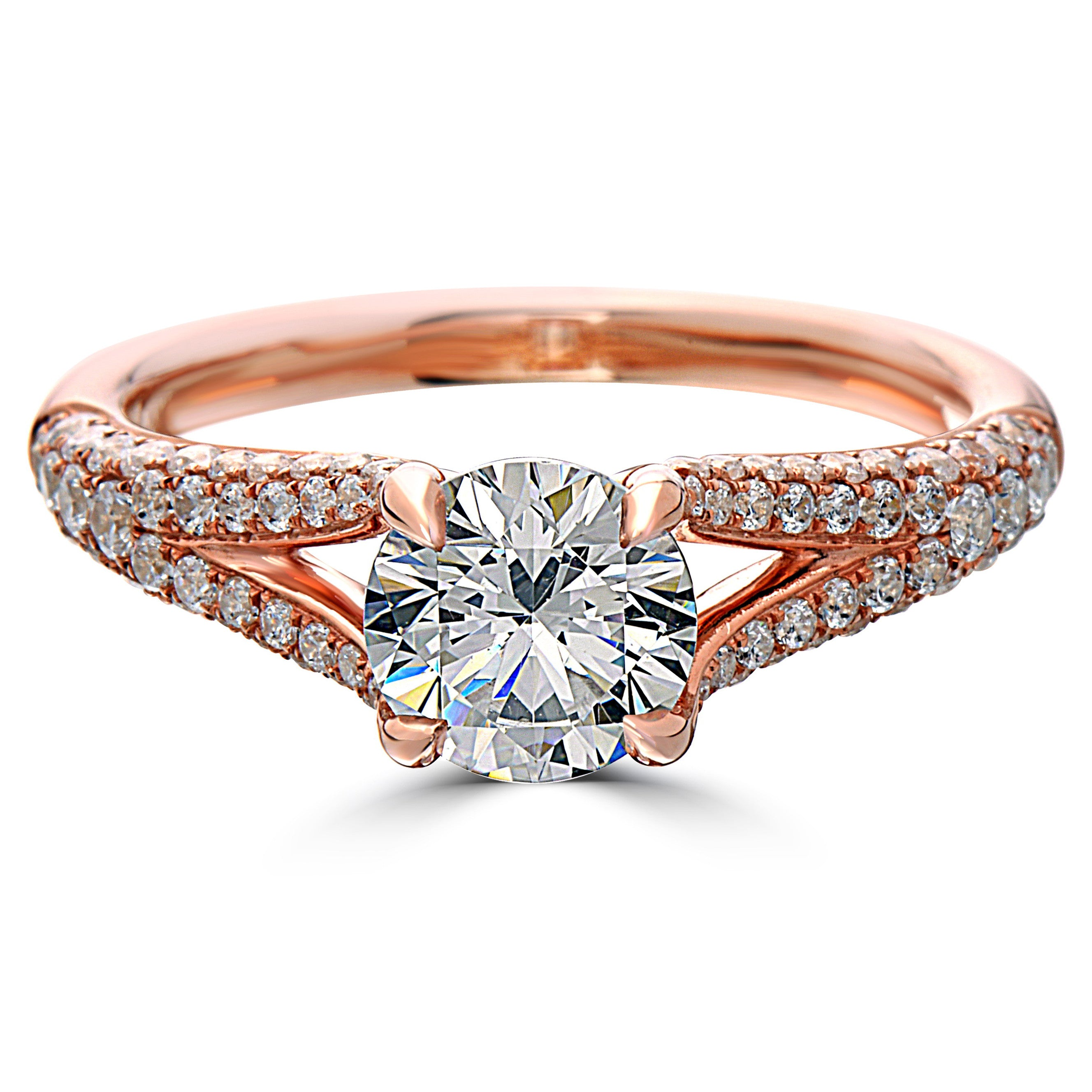 cut welstead diamond rose william rings oval ring