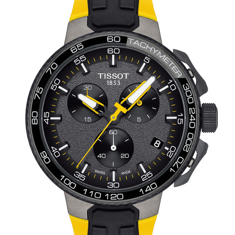 Tissot T-Race Cycling Tour De France 2017 Watch 44.5mm T1114173744100