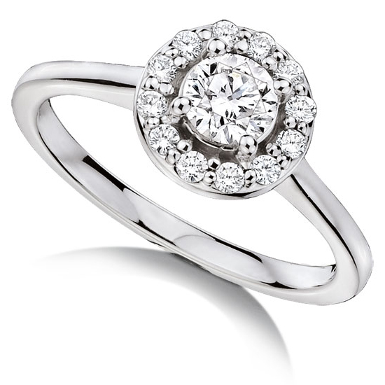 Forevermark Round Ideal Cut