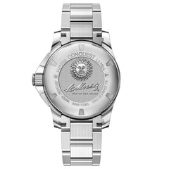 Longines Ladies 41MM Conquest Quartz Special Edition St. Moritz Watch L37004786