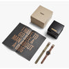 Shinola Bronze Monster Automatic 43mm Limited Gift Set Prohibition