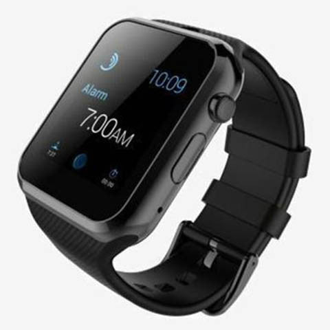 ZW19 Clock Smartwach Support SIM Card with Camera PK DZ09 Smart Watch For Android