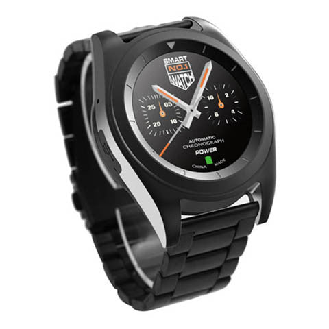 Bluetooth 4.0 NO.1 G6 Smart Watch With Fiteness 380mAh for Android iOS