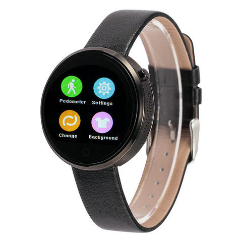 DM360 Bluetooth SmartWatch Watches Wearable Devices Fitness Tracker For IOS Android