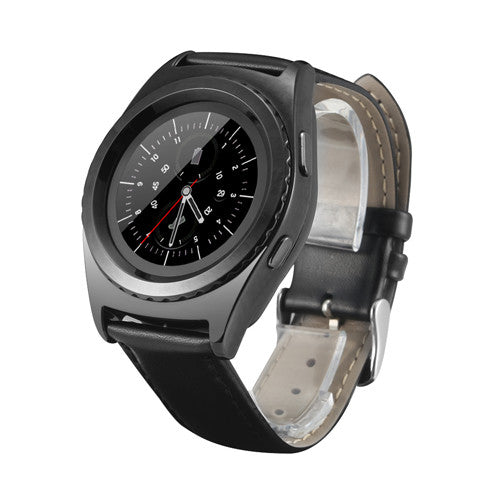 MTK6261A Bluetooth Smart Watch for Androld System Reminder SIMCard