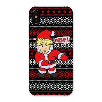 Morgzmas Phone Case - Morgz Merch
