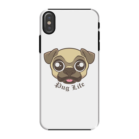 Pug Life Phone Case - Morgz Merch