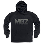 Limited Edition Black Carbon Fibre MGZ Hoodie - Morgz Merch