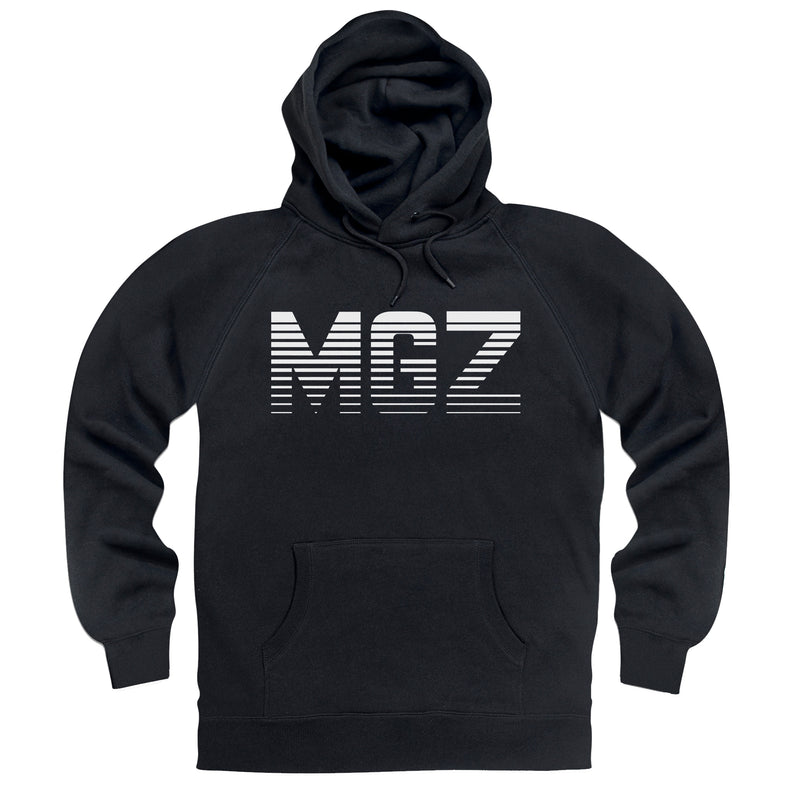 MGZ Hoodie Black - Morgz Merch