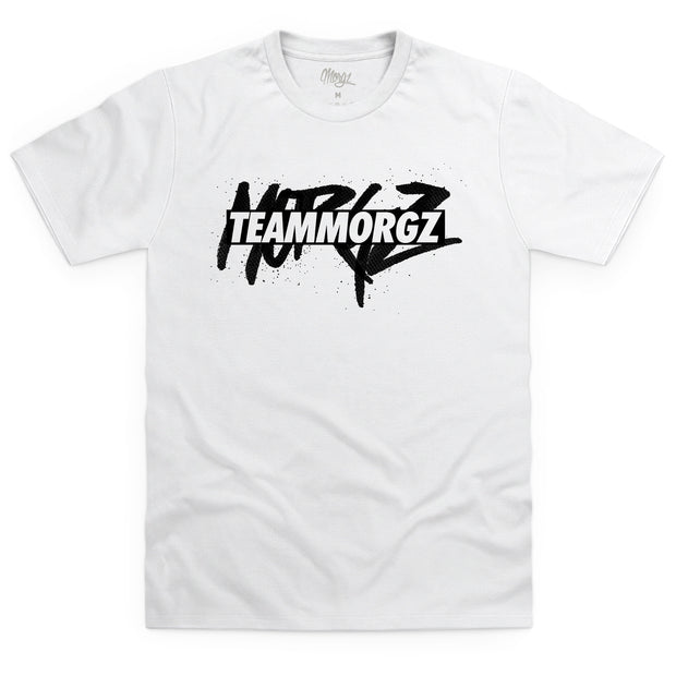 Ultimate TeamMorgz T-Shirt White - Morgz Merch