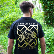 Special Edition Gold 10 Million Black T-Shirt