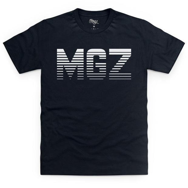MGZ T-Shirt Black - Morgz Merch