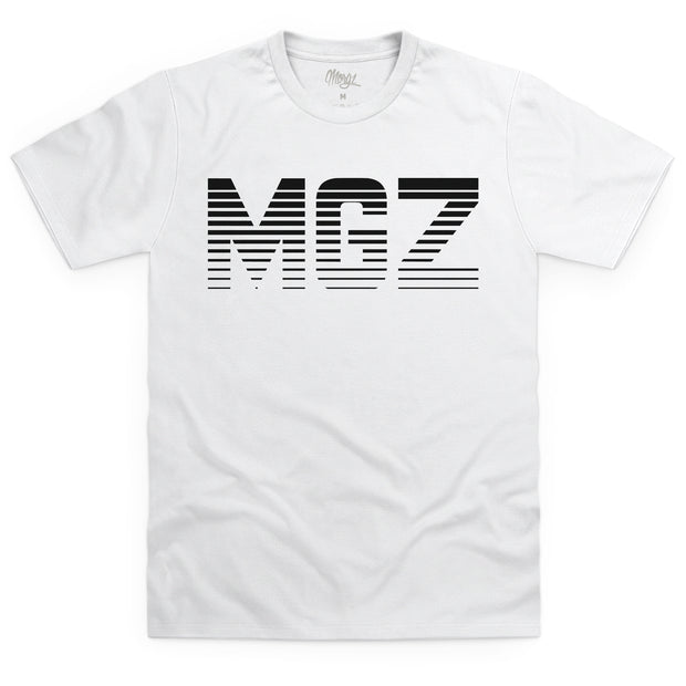 MGZ T-Shirt White - Morgz Merch