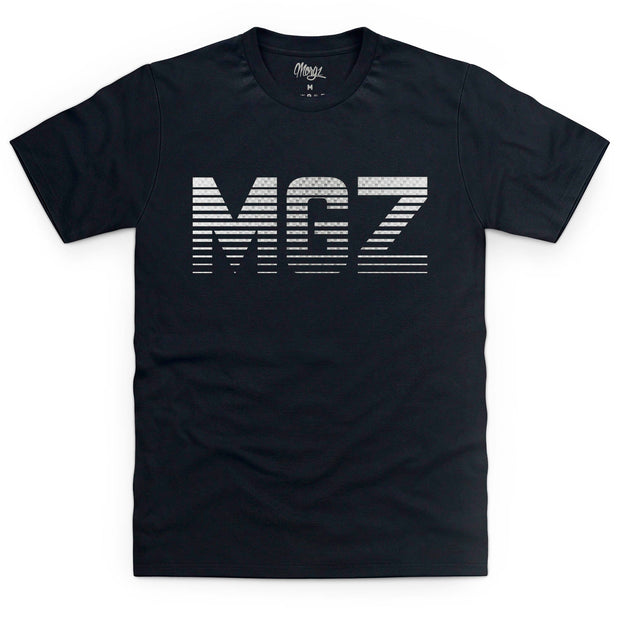 Limited Edition Black Carbon Fibre MGZ T-Shirt - Morgz Merch