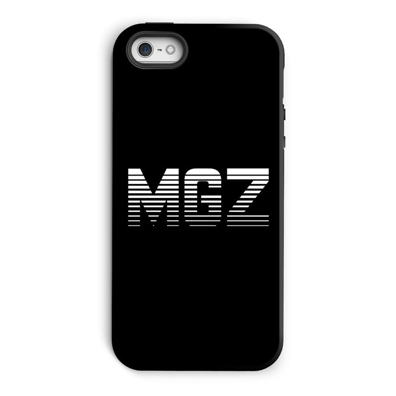 MGZ Black Phone Case - Morgz Merch