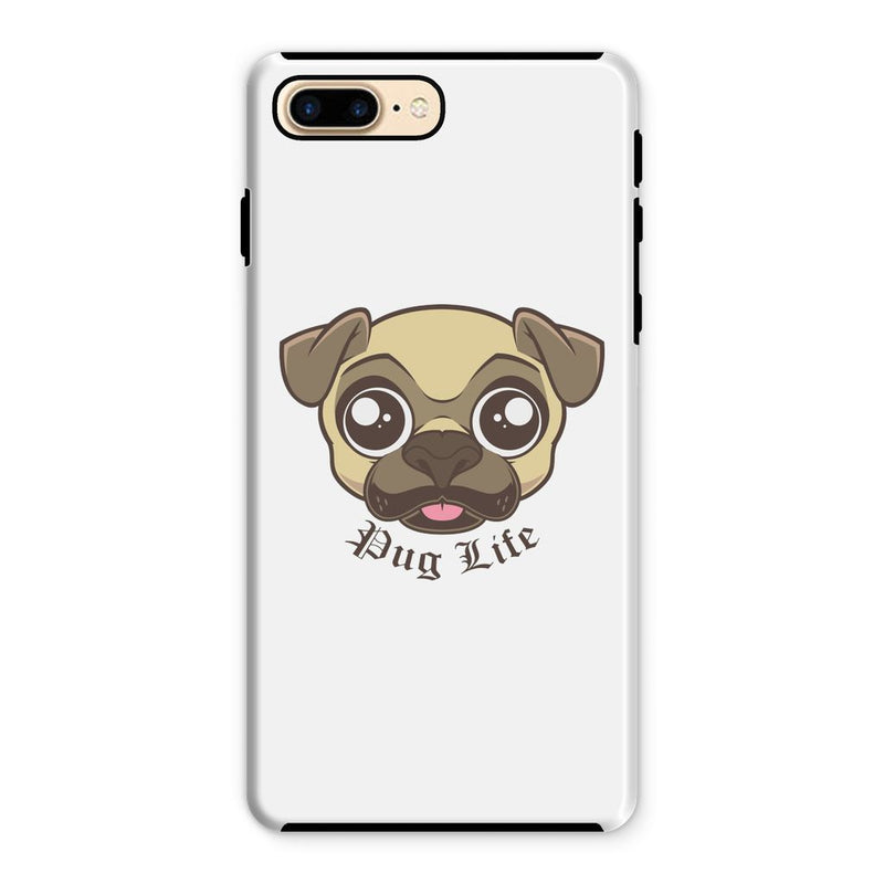 size 40 f47db 85be3 Pug Life Phone Case
