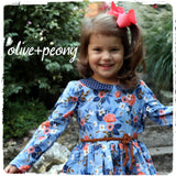 Olive + Peony children's clothing boutique