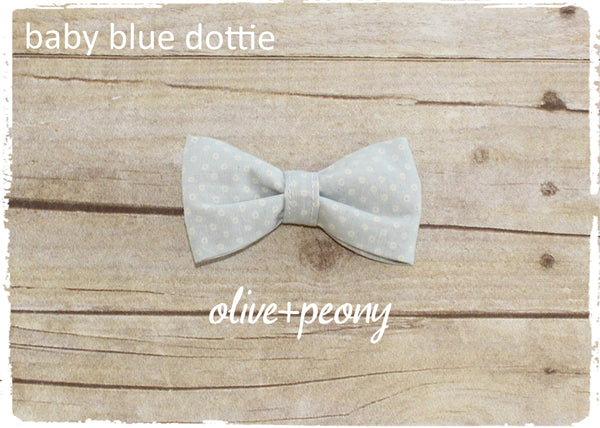Boys' Clip-On Bow Ties - Prints