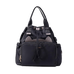 Petite Bello Bag Black Mommy Fashion Diaper Bag