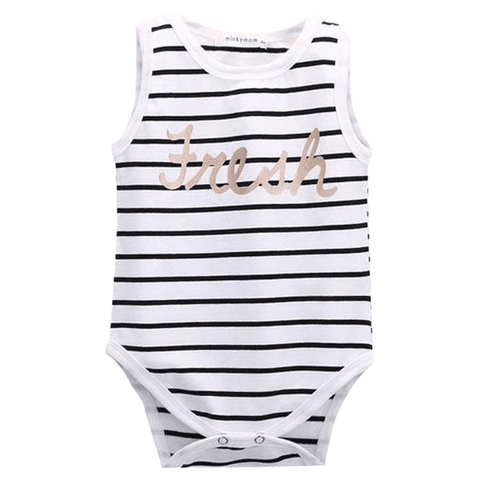 Petite Bello Bodysuit Gold / 0-6 months Fresh Bodysuit