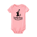 Petite Bello Bodysuit Pink black / 2-3T 1st Birthday Bodysuit