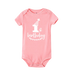 Petite Bello Bodysuit Pink white / 2-3T 1st Birthday Bodysuit